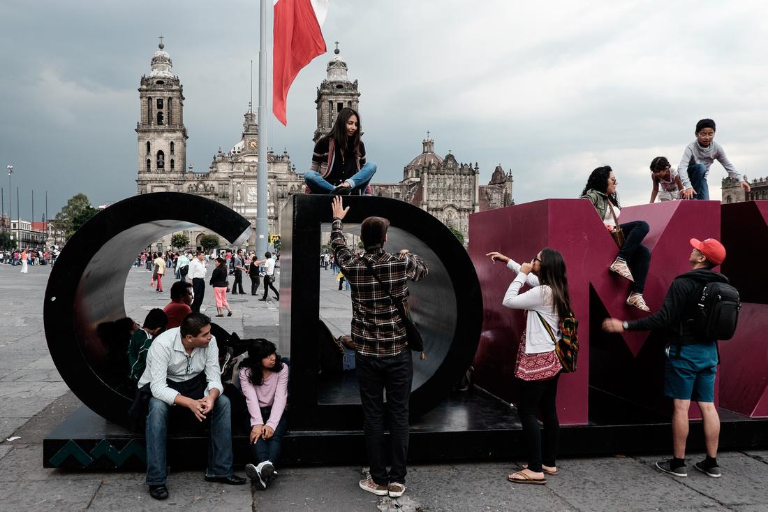 Mexico City 2015