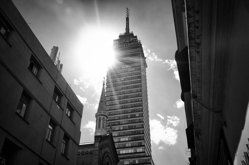 Mexico City, Latino Americano